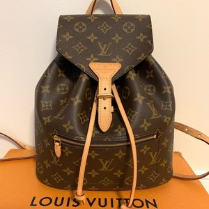 Louis Vuitton Montsouris Backpack, EEEUC